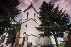 Telkibánya Református templom