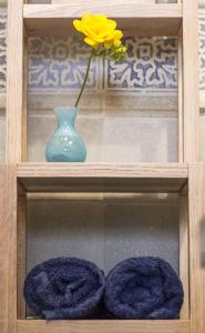 HARMATCSEPP fürdő dekoráció