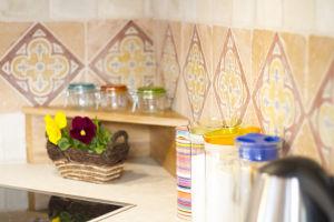 Mandalás színek határozzák meg a konyha stílusát is